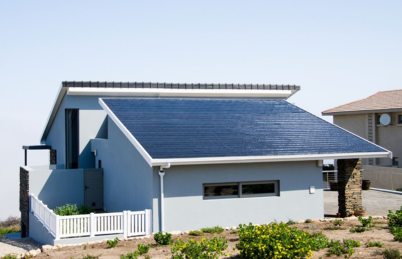 Residential house in Mossel Bay - SolteQ Infinity slate